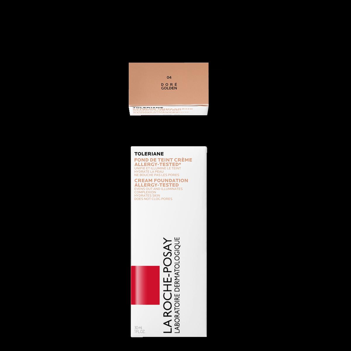La Roche Posay Sensitive Toleriane Make up CREAM FOUNDATION 04GOLDEN 3
