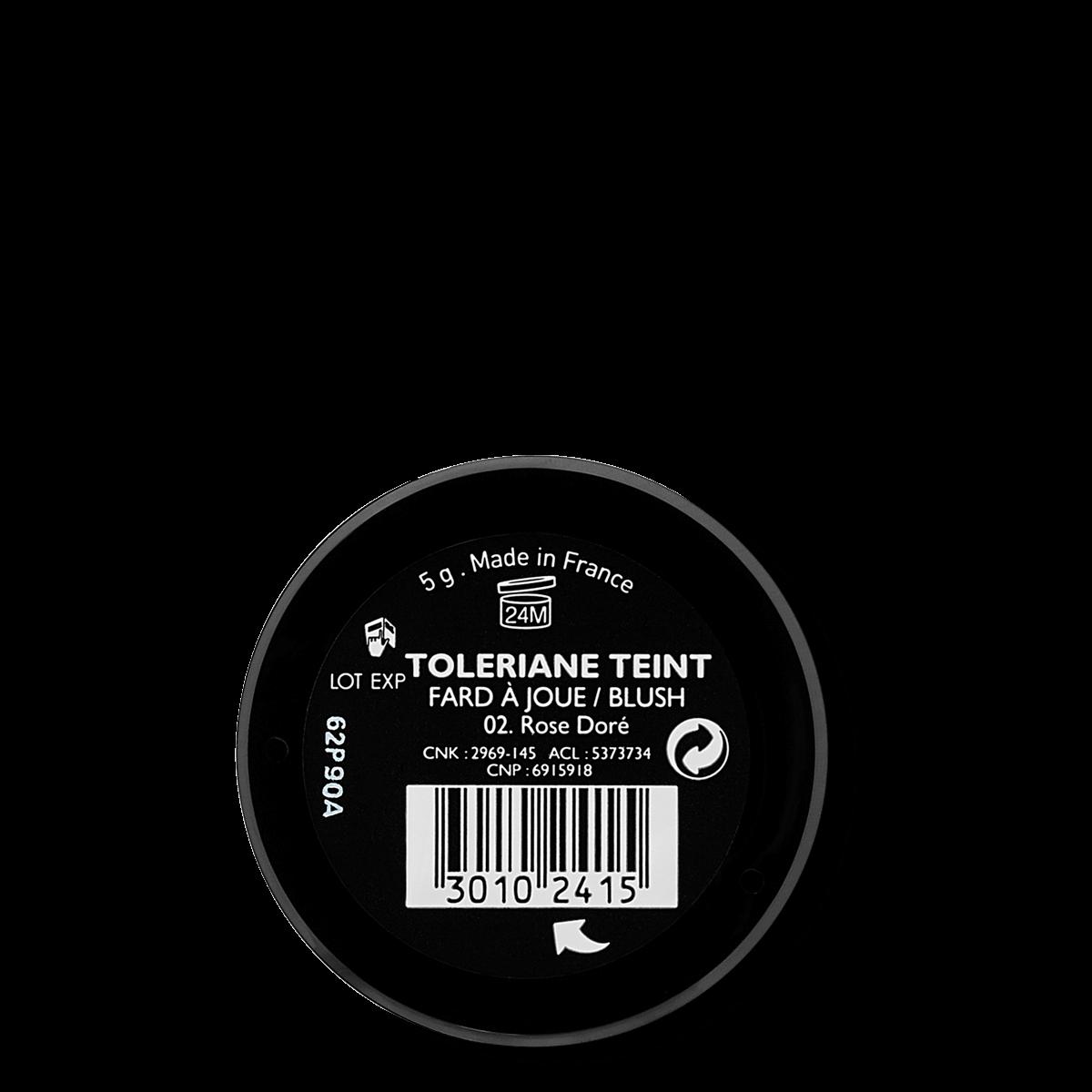 La Roche Posay Sensitive Toleriane Make up BLUSH GoldenPink 30102415 B