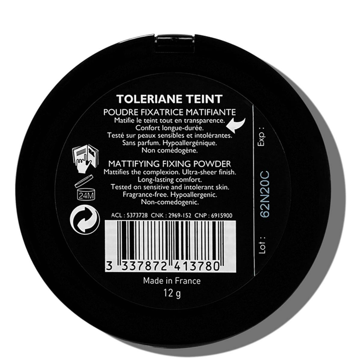 La Roche Posay Sensitive Toleriane Make up TEINT Fixation 3337872413780