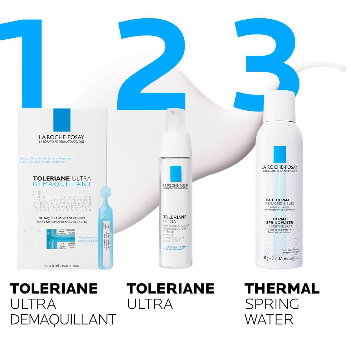 LaRochePosay-Product-Allergic-Toleriane-Ultra-40ml routine